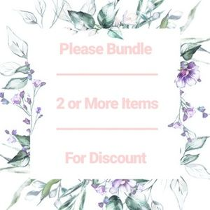 🌸 10% off 2+ Items 🌸